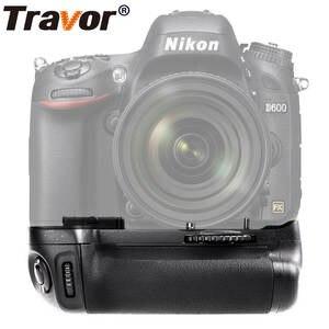 Travor Battery-Grip-Holder Nikon D600 D610 Dslr-Camera MB-D14 for Work with EN-EL15 Vertical