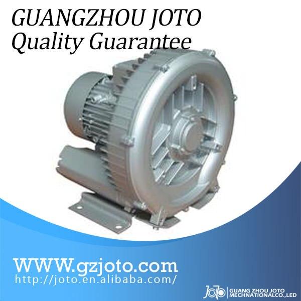 Ventilateur centrifuge de pompe de puissance élevée du ventilateur 120M3/H de Vortex de l'aluminium 220 V HG-750 fonte