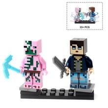 Minecraft Building Blocks for Kids