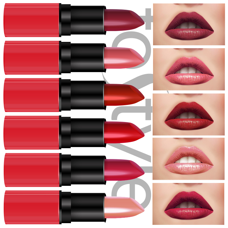New Arrival Lipstick Set Mate Lip Kit Velvet Matte Lipstick