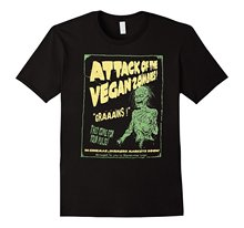 """Attack of the Vegan Zombies"" T-Shirt"