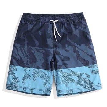Men Women Boardshort Surf Shorts Quick Dry Couple Beach Wear Feminino Bermuda Plus Size Swimwear Sea Vacation Camouflage Printed