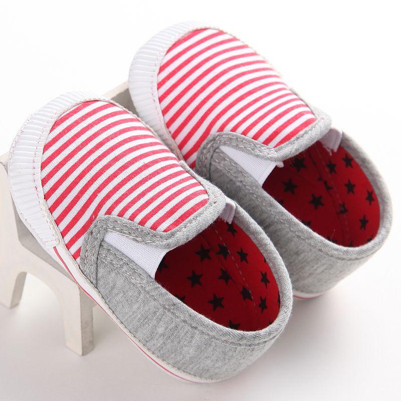 Niños bebé recién nacido arco Zapatos niño prewalker calzado anti-SIP  Zapatos sneakers 81dcdf020a2