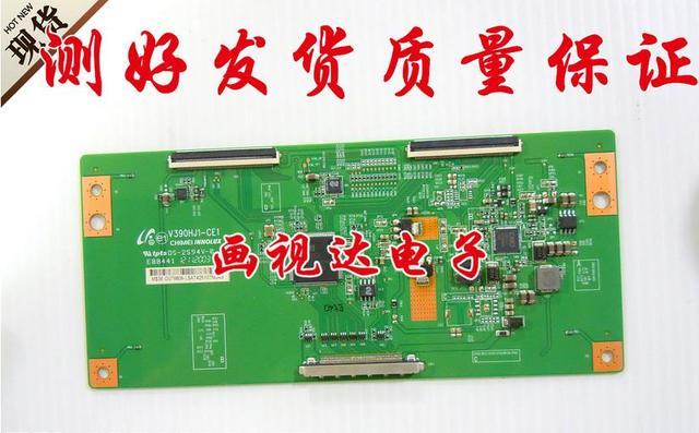 Placa lógica placa lógica led39k300j v390hj1-ce1