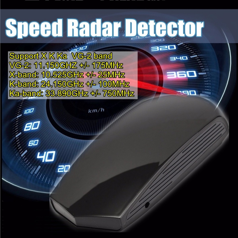 Full Band 360 Grad Stimme Alarm Auto Anti Gps Radar V3 Laser Geschwindigkeit Kamera Detektor System