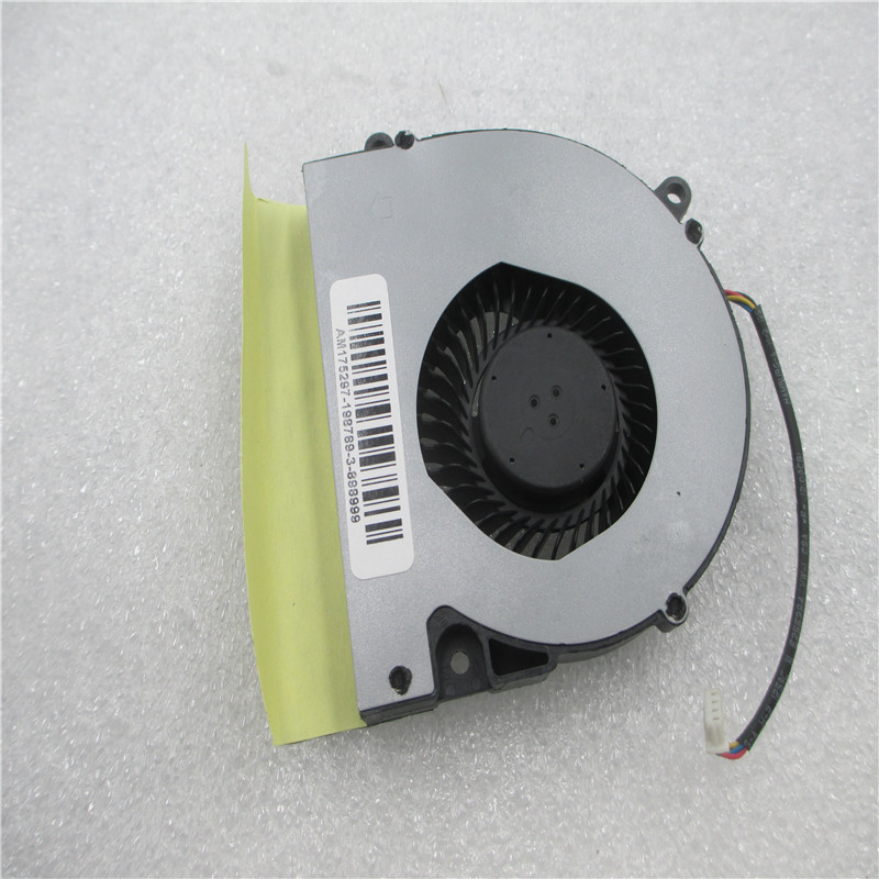 NEW Laptop cpu cooling FAN for Asus X75A XJ4 X75VD X75 F75A KSB06105HB-CA56 KSB06105HB -CA56 ASUS X75A 17.3 Laptop Cooling new for asus x552c x552cl x552e x552ea x552ep x552l x552ld x552m x552 cpu fan free shipping