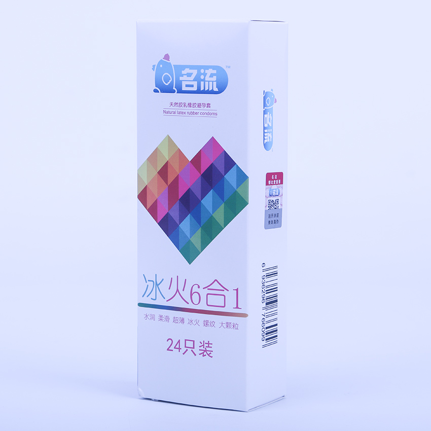 24PCS Mixed Types Condoms Super Thin Adult Condom Ice Fire Thread G Spot Stimulation Penis Sleeve Safe Contraceptive fire granny 2018 11 20t20 00