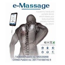 avec Mobile d'application masseur