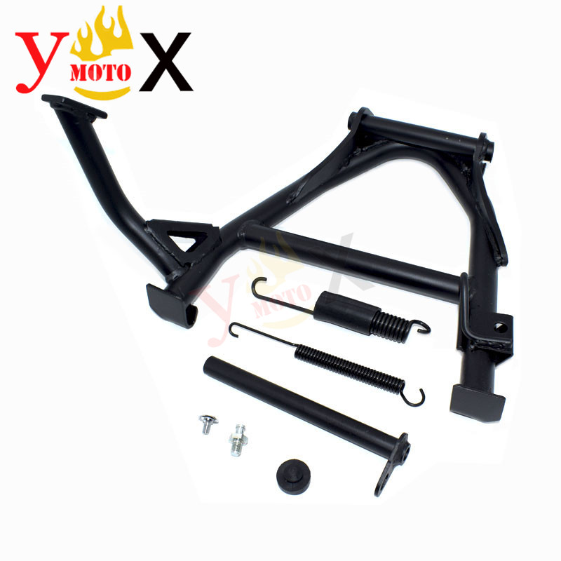 Motorcycle Black Centerstand Center Stand W Mounting for Honda NC700X NC700XA NC700XD NC750X NC750XA NC750XD 2012