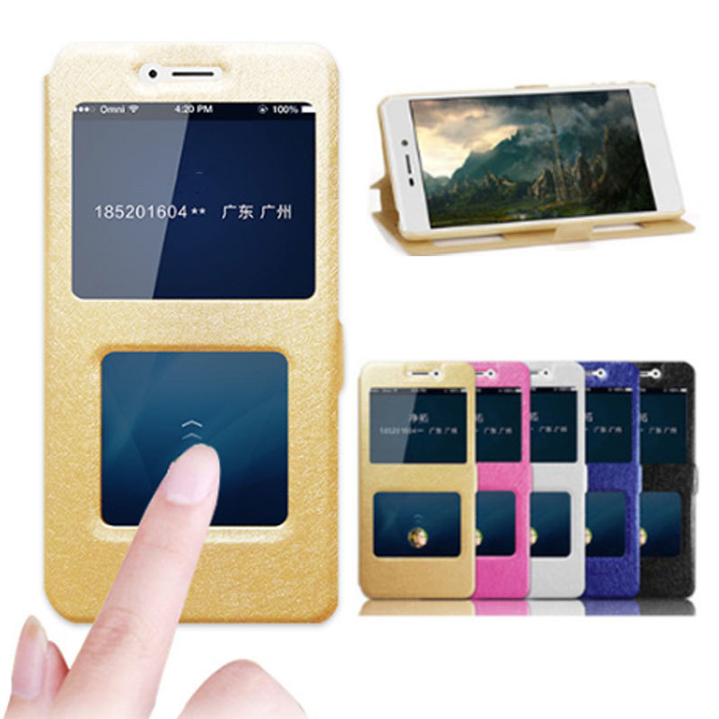 For Xiaomi Redmi Y3 Case 6 26 quot Flip Quick Answer Cover Window View Leather Cases For Xiaomi Redmi Y3 Y 3 Phone Bag Capas RedmiY3 in Flip Cases from Cellphones amp Telecommunications