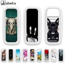 AKABEILA Cases Soft TPU For NOKIA 105 2017 Silicone For Noki