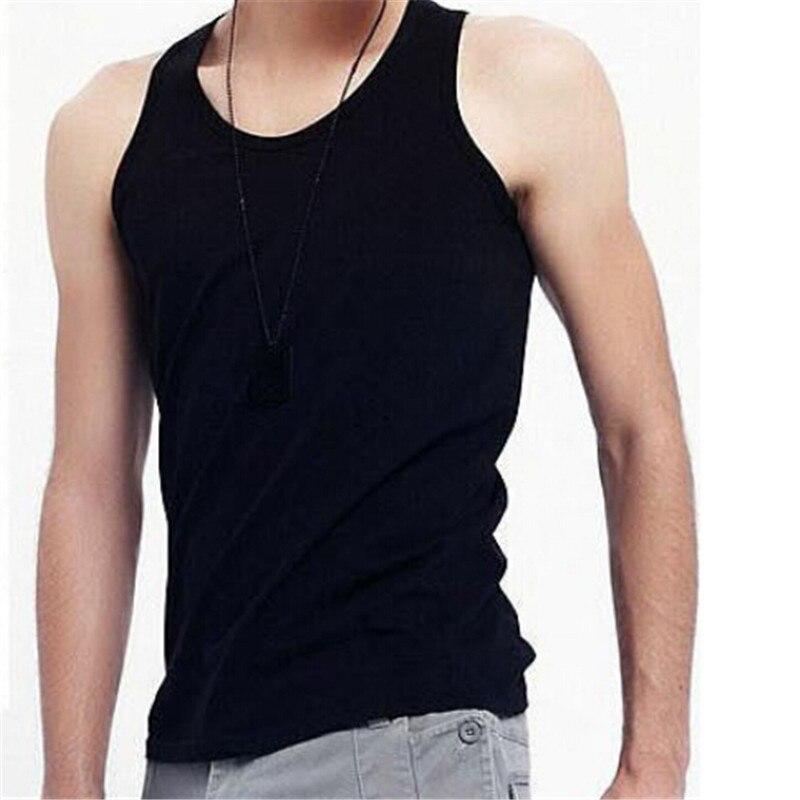 2019 Hot Summer Young Boys Sleeveless Casual Vest   Tank     Tops   Basic Shirt 357#