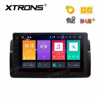 XTRONS 9'' Radio Android 8.0 Octa Core Car DVD Player GPS for BMW E46 Sedan Coupe Convertible Touring Hatchback Rover 75 MG ZT