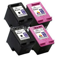 4 Pack For HP 61 Ink Cartridge For HP Deskjet 1000 1050 1055 2050 3000 3050