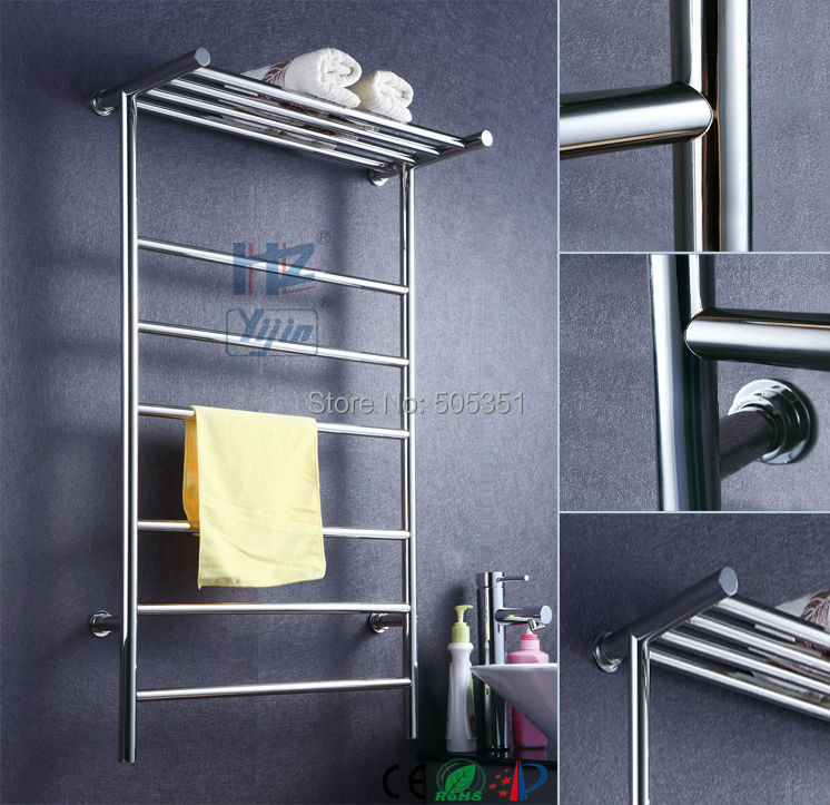 T shaped stainless steel 304 electric heated towel rail bethroom wall mounted towel warmer  HZ-915A шкаф настенный 19 6u schneider electric actassi wall mounted opb с поворотной рамой nsyopb6u4p
