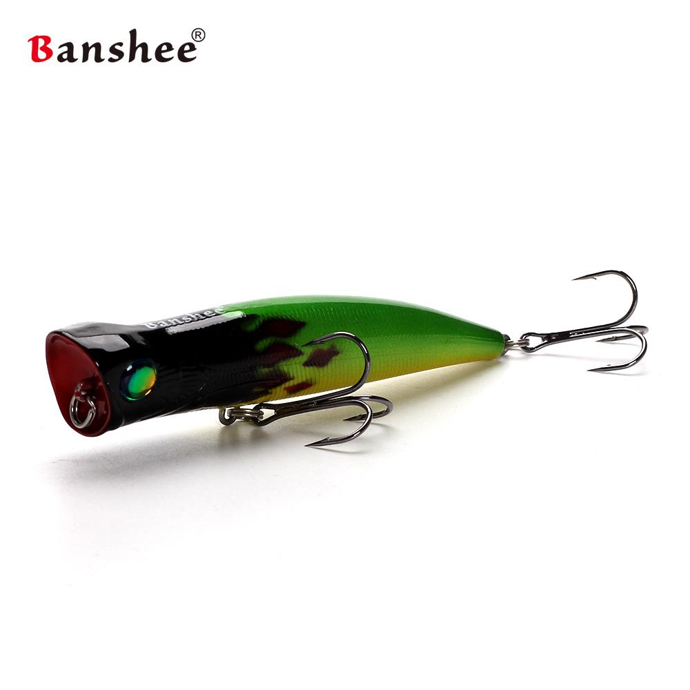 Topwater Popper Spitters Floating fishing lures VP03 Wobbler isca Artificial Hard Bait peche leurre pesca poper fishing tackle fishing topwater floating popper poper lure 6 high carbon steel hooks crank baits tackle tool 6 5cm 13g fishing tackle zb203
