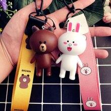 Handmade Korean Fashion Cartoon Bear Rabbit Creative Wristba