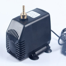 цена на 60W 75W 100W Engraving machine water pump 220v spindle motor laser spindle cnc motor Small circulation cooling
