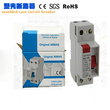 Leakage circuit breaker, F362F364 electronic, electromagnetic F360-2P/4P, small with leakage protector