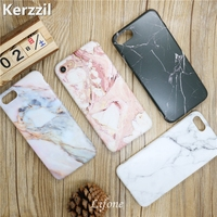 Fashion Marble Stone Rock Case For IPhone 7 6 6S Plus Colorful Soft Cover For IPhone