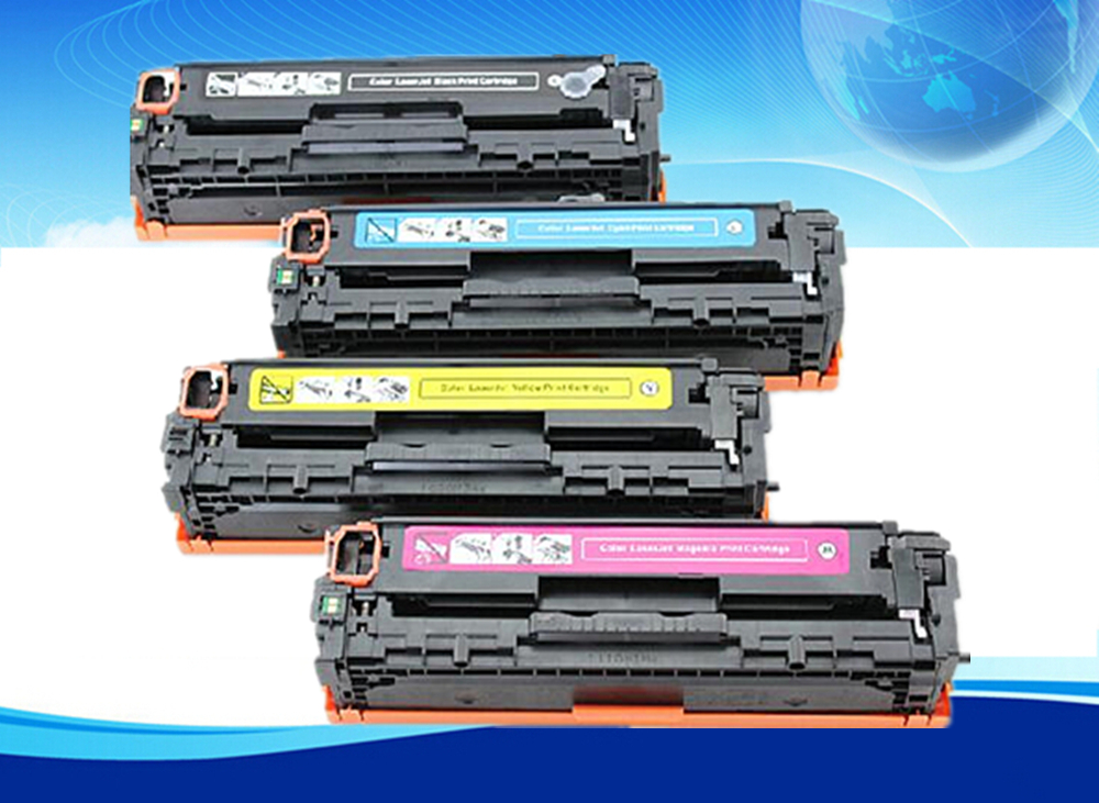 free shipping for cb540a 541a 542a 543a toner cartridge for hp color laserjet cp1215cp1515n - Hp Color Laserjet Cp1515n