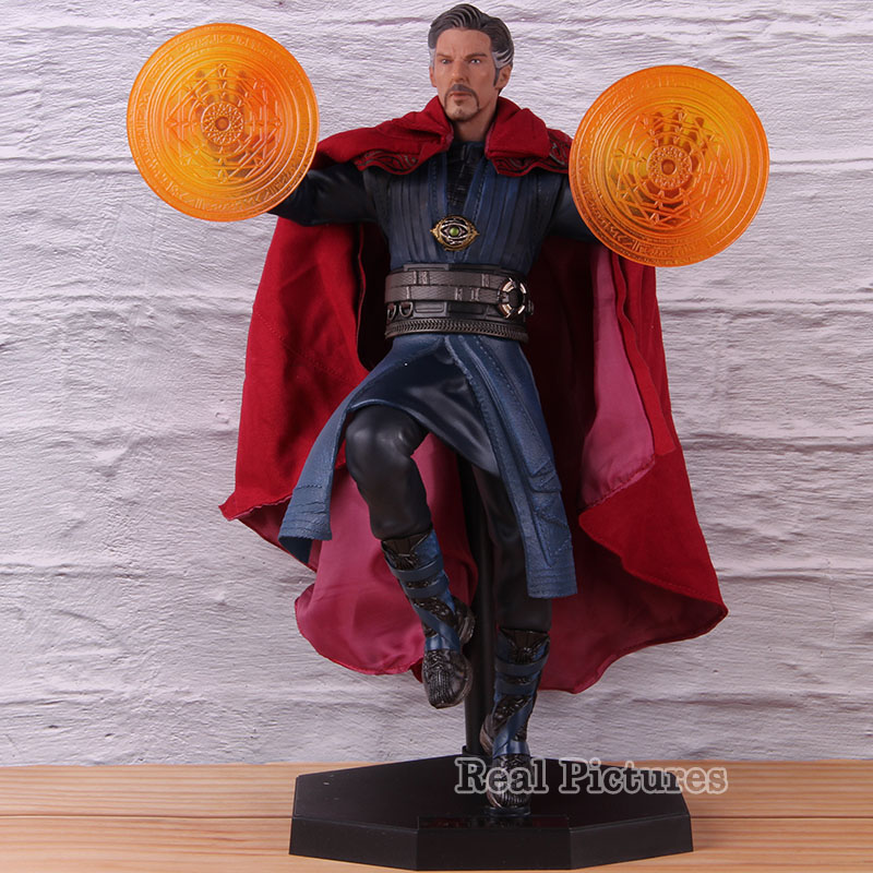 Crazy Toys Marvel Avengers Endgame Doctor Strange Figure Crazy Toys 1 6 1 6 Scale Collectible