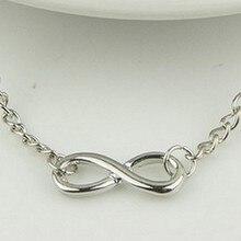 Stylish Infinity 8 Bangle Bracelet