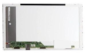 "Image 4 - החלפת פנל 15.6 ""LED מסך עבור ASUS K51AC K51AE K52F K52JC K52JK K52JR K52J תצוגת לתקן lcd צג"