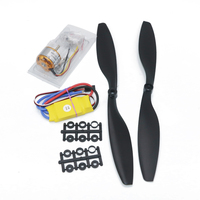 A2212 1000KV Brushless Outrunner Motor 30A ESC 1045 Propeller 1 Pair Quad Rotor Set For RC