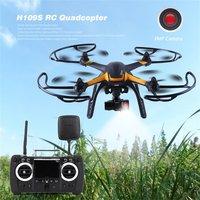 Hubsan X4 Pro H109S черный RC Drone 5,8 г FPV с 1080 P HD Камера 1 осное gps 7CH quadcopter RTF Drone Стандартный издание Горячие