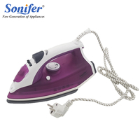 2200W Original Portable Electric Steam Iron For Clothes Three Gears Ceramic Soleplate Sonifer