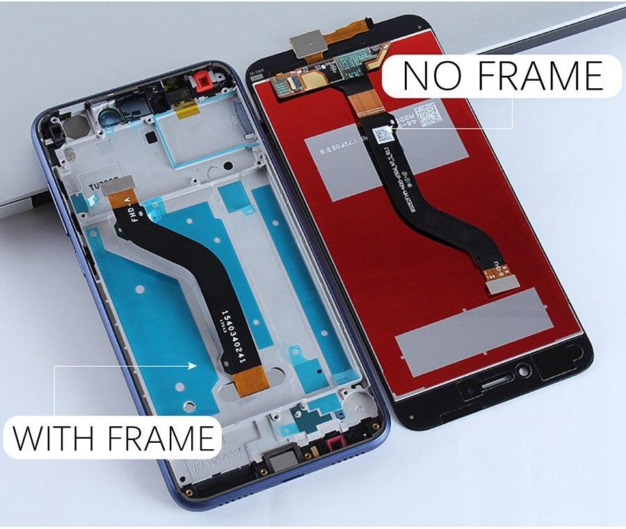 Huawei Honor 8 Lite LCD Display (29