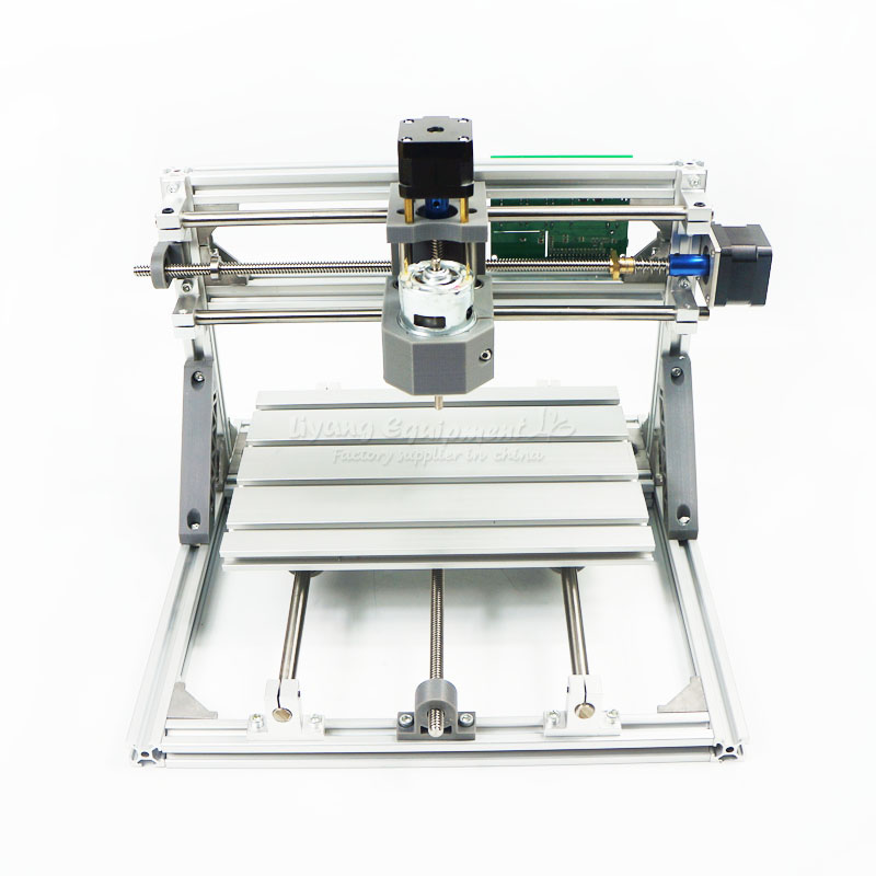 Free tax to Russia Disassembled pack mini CNC 2418 PRO + 2500mw laser CNC engraving machine Pcb Milling Wood Carving machine eur free tax cnc 6040z frame of engraving and milling machine for diy cnc router