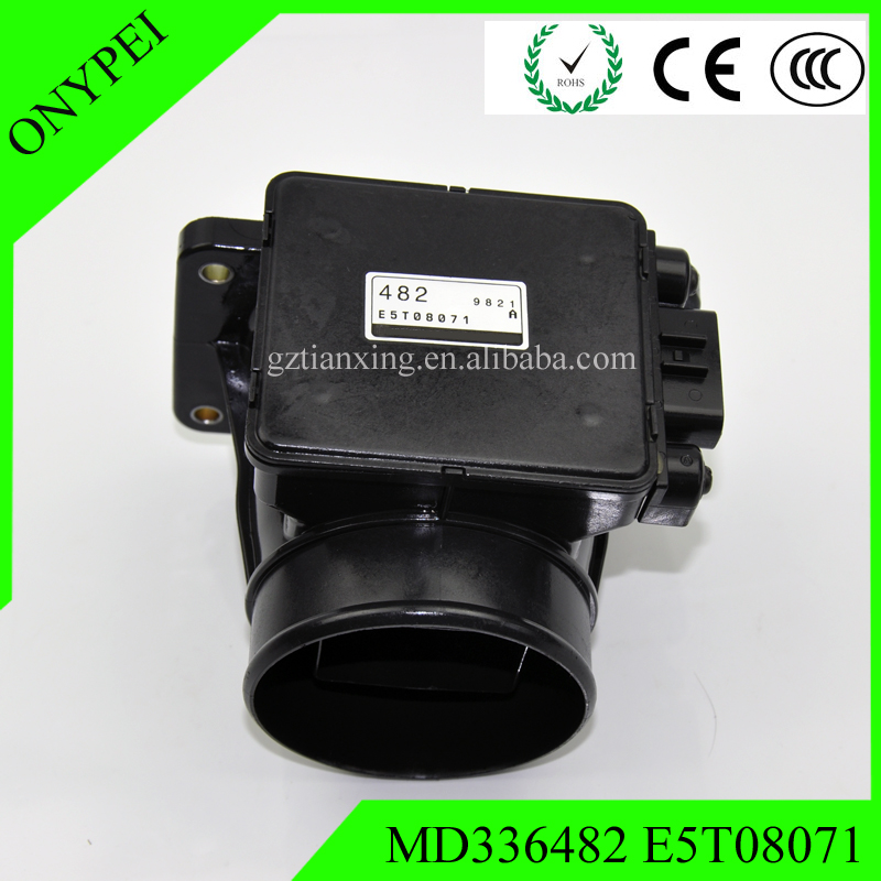 E5T08071 MD336482 Mass Air Flow Meter For Mitsubishi Montero Sport Outlander image