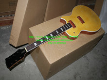 DIY Guitar Body For guitar body peach blossom core wood OEM Available HOT Musical