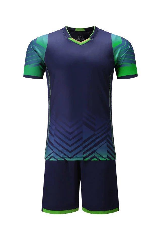 31148dec16b Training Football Jerseys Mens Soccer Jerseys Tracksuit Football Kit Custom  Team Football Shirts Name Number Football Kits Sets-in Soccer Sets from  Sports ...