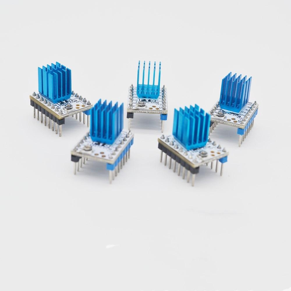 5 pièces DÉPUTÉS V1.2 TMC2100 Moteur pas à pas Pour 3D Imprimantes