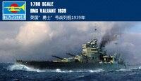 Trumpet 05796 1:700 British warrior battleship 1939 Assembly model