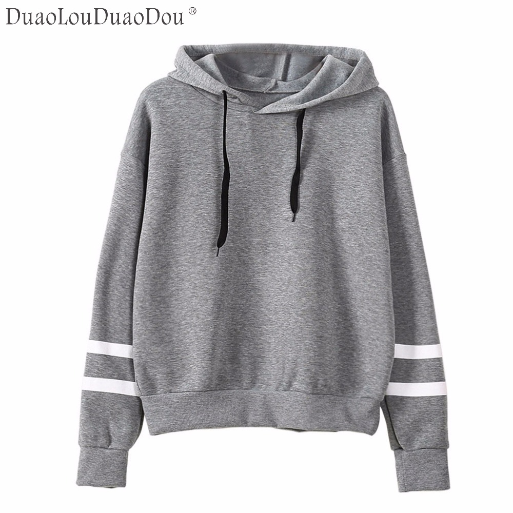 Autumn Print Design Long Sleeve Women Hoodies Sweatshirts Hooded Female Jumper Womens Tracksuits sportswear S-XL