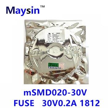 1500PCS  30V 0.2A 1812  mSMD020-30V