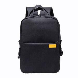 Image 5 - Sac Photo DSLR numérique sac à dos Photo pour Nikon Canon Pentax Sony avec housse de pluie étanche antichoc sac à dos appareil Photo de voyage