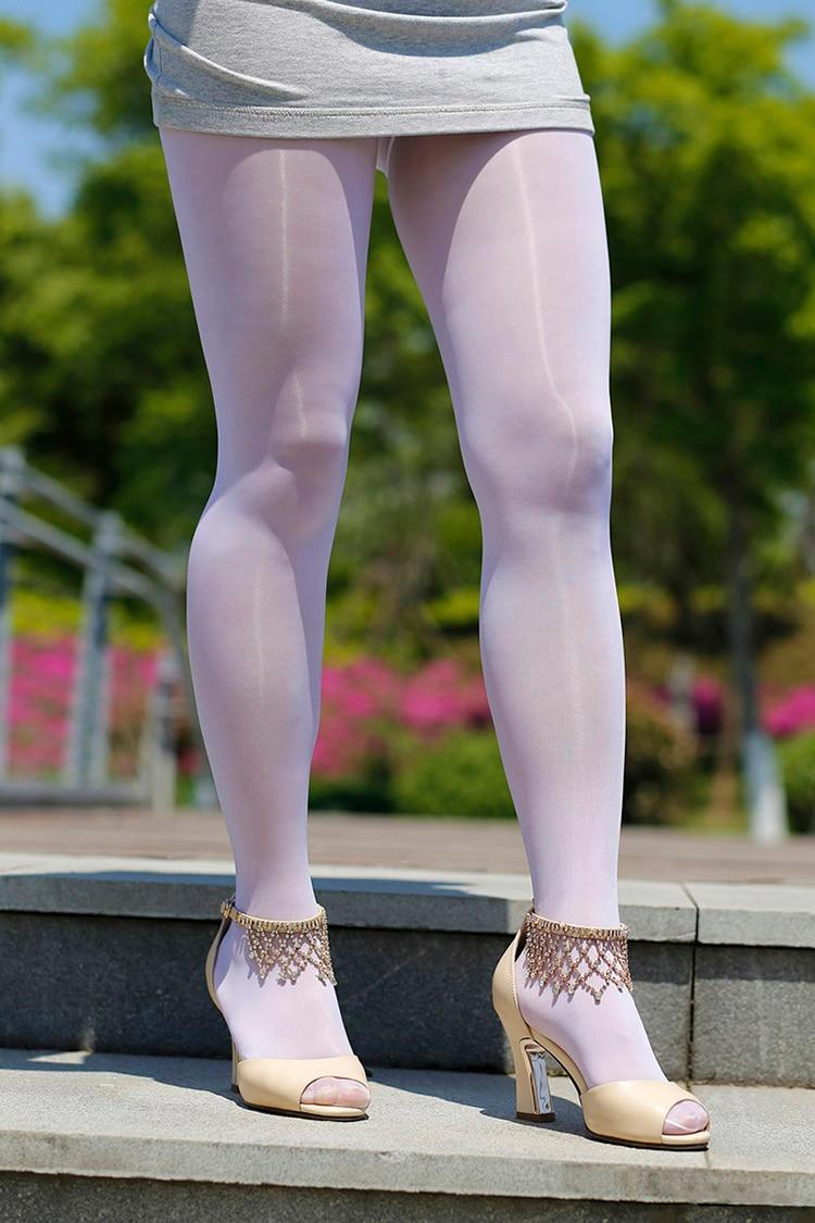 Funki-B NEON YELL  tights flirt UV cyber rave costume hoisery pantyhose