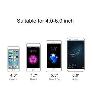 Image 5 - Suporte do telefone do carro de gravidade,, saída de ar para smartfone, suporte de telefone móvel para o sorriso do carro, urso suporte gps,