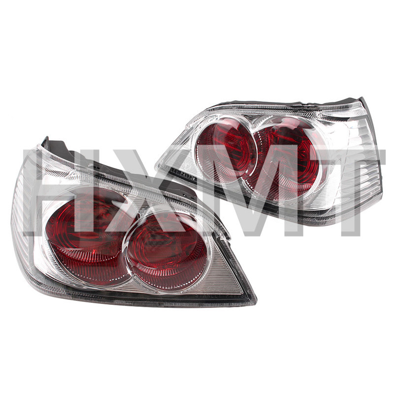 Motorcycle Tail Light Brake Turn Signals Indicator Lens Covers For Honda Goldwing GL1800 Gold wing GL 1800 2001 2011 2002 2003