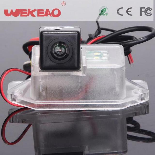 Wekeao Car Reverse Camera For Mitsubishi Lancer 2006-2011 Backup Rear View Review Parking Kit HD Night Vision Special CCD