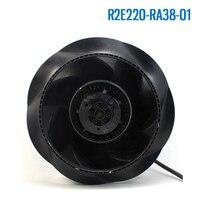 Для ebmpapst R2E220 RA38 12/01/13 230 В 88/107 Вт 2100 об./мин. инвертор центробежные вентилятор