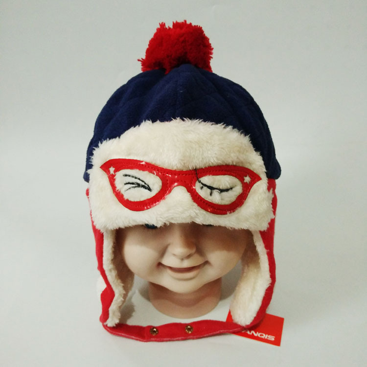 1pcs sale toddlers warm cap hat beanie cool baby boy