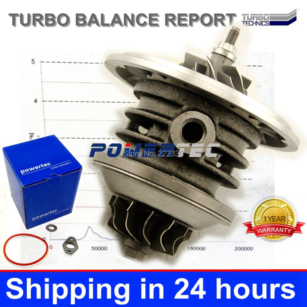 GT1444S turbocharger core 708847-5002S 708847 turbo cartirdge 55191595 46756155 CHRA For Alfa-Romeo 147 1.9 JTD / Fiat Doblo