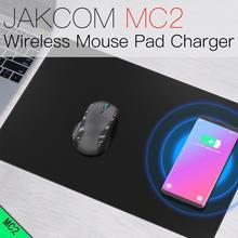 JAKCOM MC2 Mouse Pad Sem Fio Carregador venda Quente em Acessórios como nfc Inteligente minha banda 3 mi 2 banda