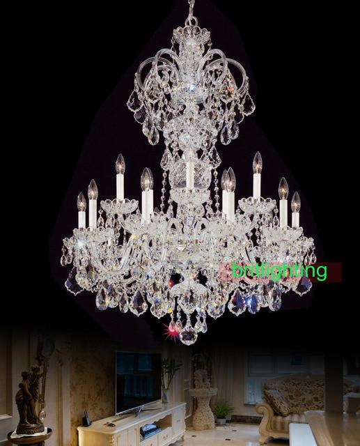 Moderne Große Kronleuchter Lampen Innen Kronleuchter Für Die Küche Heim Beleuchtung  Dekoration Böhmischen Kristallleuchter Mit